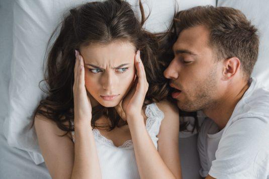 Teeth Grinding and Snoring